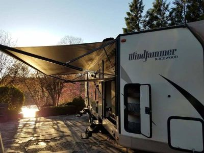 2016 Forest River Rockwood Windjammer 3006WK