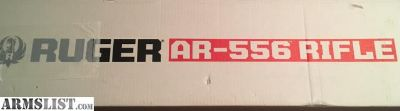 For Trade: Ruger AR 556 *NIB*
