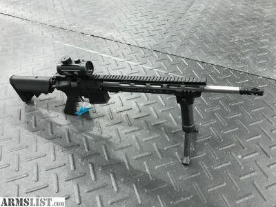 For Sale: Bushmaster AR 15 with stainless barrel