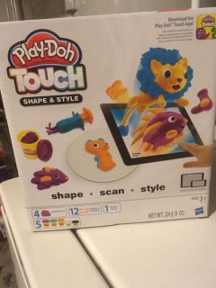 Brand New Play Dough Touch Set