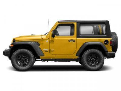2019 Jeep Wrangler Sport S (Hellayella Clearcoat)