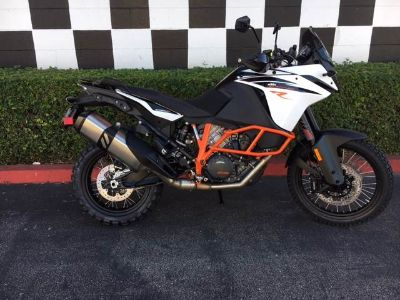 2018 KTM 1090 Adventure R Dual Purpose Motorcycles Costa Mesa, CA
