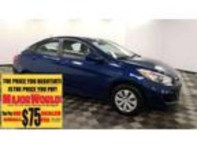 $12900.00 2017 HYUNDAI Accent with 38214 miles!