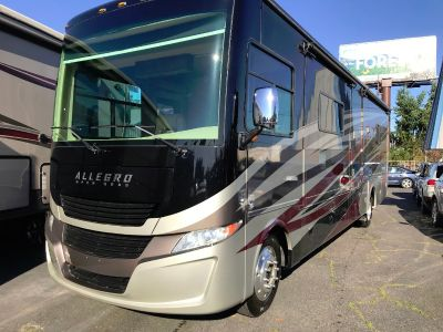 2017 Tiffin Motorhomes ALLEGRO OPEN ROAD 34PA