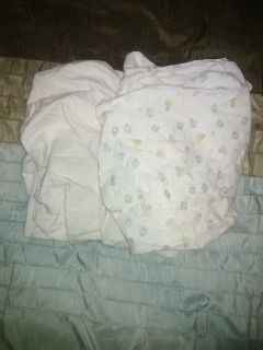 Pack n play changing table sheets