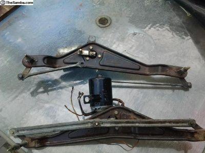 Used VW Wiper Motors For Parts/Repair