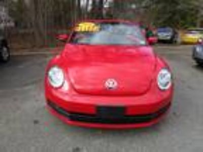 2017 Volkswagen Beetle Turbo 1 8T SE PZEV 2dr Coupe 6A Red, TURBO!
