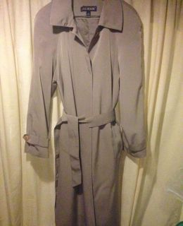 Size 12 J.G. Hook trench coat. Great condition
