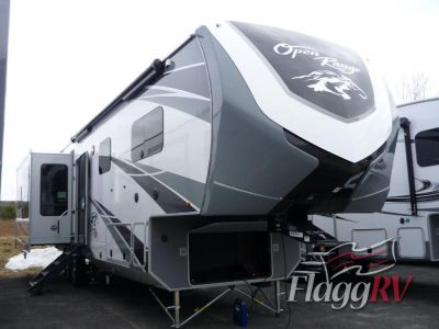 2018 Highland Ridge Rv Open Range 3X 384RLS