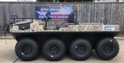 2018 Argo Frontier 8x8 Scout S Utility ATVs Katy, TX