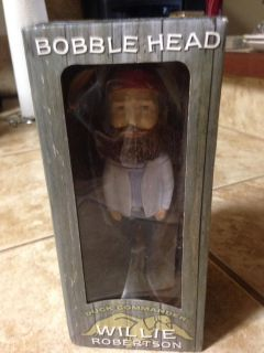 Willie Robertson Bobble Head. Swap only