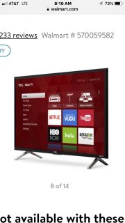 Looking for a smart tv for my kids room