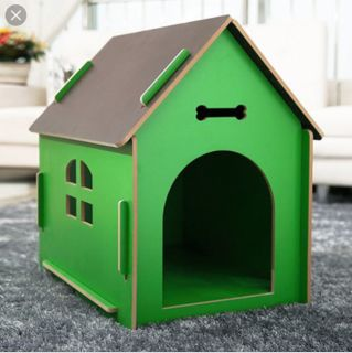 Small doggie house (outside)( borrowed pic)