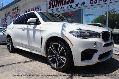 2016 BMW X6 M AWD 4dr (Alpine White)