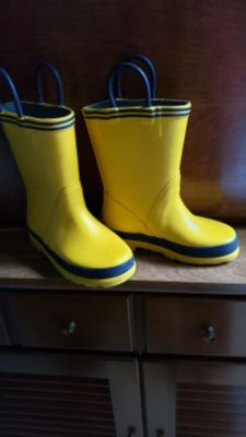 Carter's Rubber Boots (10)