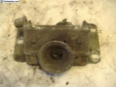 VW Bug front hood latch on valance 58-67 yr