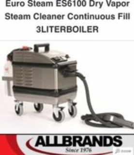 industrial steamer