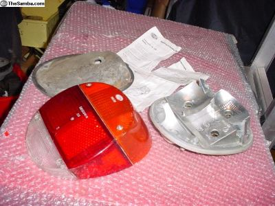 Hella Complete Right Tail Light Assembly