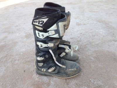 Gaerne S12 Motocross Riding Boots