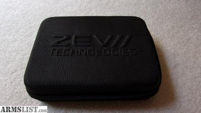 For Sale: Zev Tech zippered nylon case