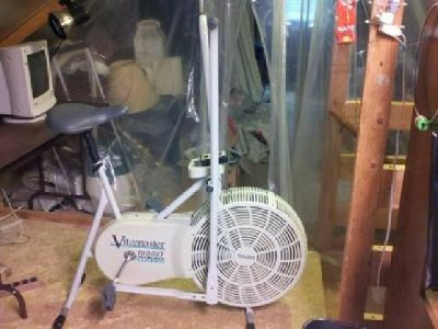 $98 Stationary Exercise Bike - Vitamaster 1000XT - Like NEW!