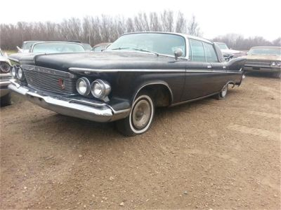 1961 Chrysler Imperial Lebaron