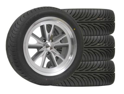 "Find WHEEL/TIRE PACKAGE ELEANOR 17X7"" 17X8"" 235/45/17 SUMITOMO FORD MUSTANG COUGAR motorcycle in Lawrenceville, Georgia, US, for US $1,289.64"