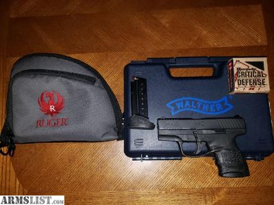 For Sale: Walther 9mm PPS