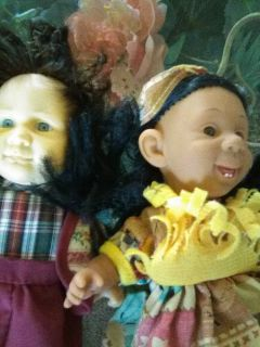 Funny Face Doll Set