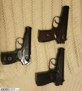 For Sale/Trade: Makarov Collection