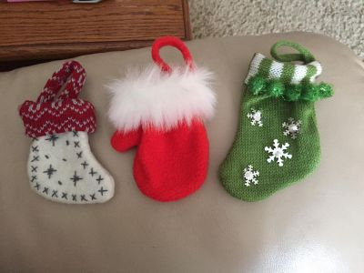 Cute ornaments $1.50 for all
