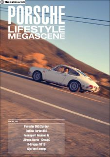 Porsche Lifestyle Megascene PERMIER Issue # 00