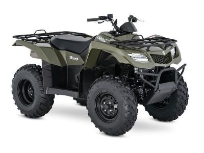 2017 Suzuki KingQuad 400FSi Utility ATVs Johnson City, TN