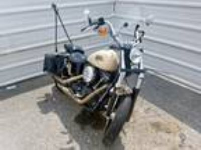 Salvage 2015 HARLEY-DAVIDSON FXDBP DYNA for Sale