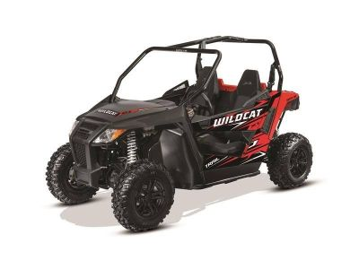 2017 Arctic Cat Wildcat Trail XT EPS Sport-Utility Utility Vehicles Escanaba, MI