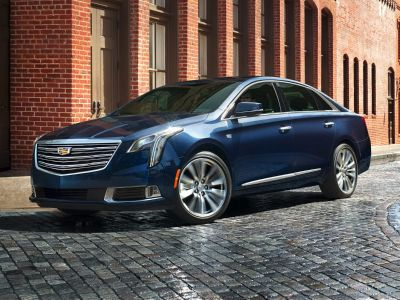 2019 Cadillac XTS Luxury (Crystal White)