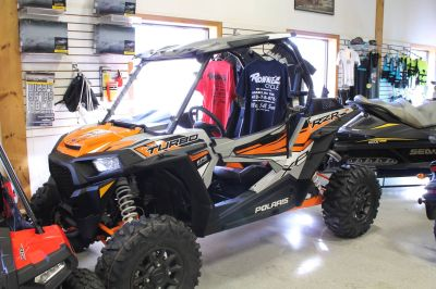 2018 Polaris RZR XP Turbo EPS Sport-Utility Utility Vehicles Adams, MA