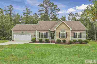 224 Oxford Woods Drive ANGIER Three BR, Cute as a button!