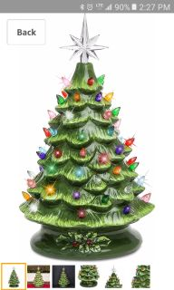 Looking for a ceramic Christmas tree