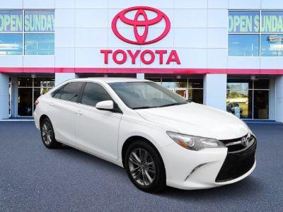 2016 Toyota Camry L (White)