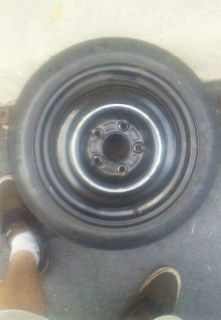 GM Buick Goodyear convenience spare tire and rim T125/70D15