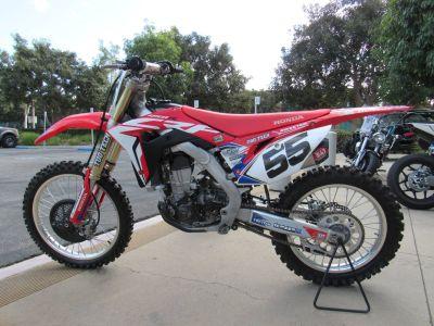 2017 Honda CRF450R Motocross Motorcycles Irvine, CA
