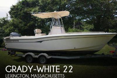 2002 Grady White 22