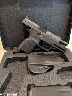 For Sale/Trade: Sig P320 .40 S&W Compact $400 or Trade