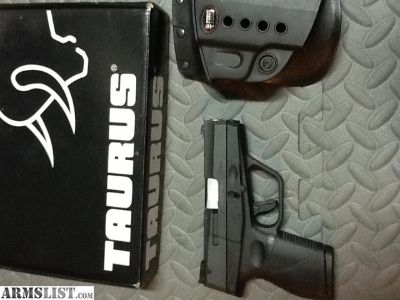For Sale: Taurus