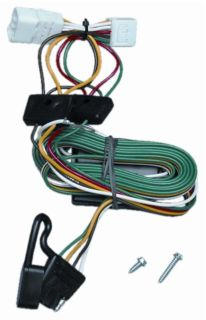 Sell Tow Ready 118354 Wiring T-One Connector 97-01 CHEROKEE Converter Amp Rating 2.1 motorcycle in Naples, Florida, US, for US $25.98