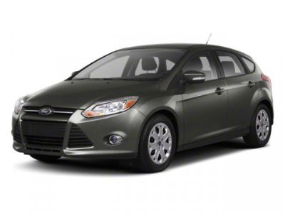 2012 Ford Focus SEL (Silver)