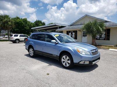 2010 Subaru Outback 2.5i Premium (Blue)