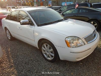2005 Ford Five Hundred Limited 6-Speed Automatic