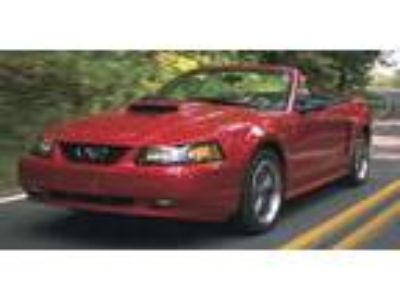 used 2002 Ford Mustang for sale.